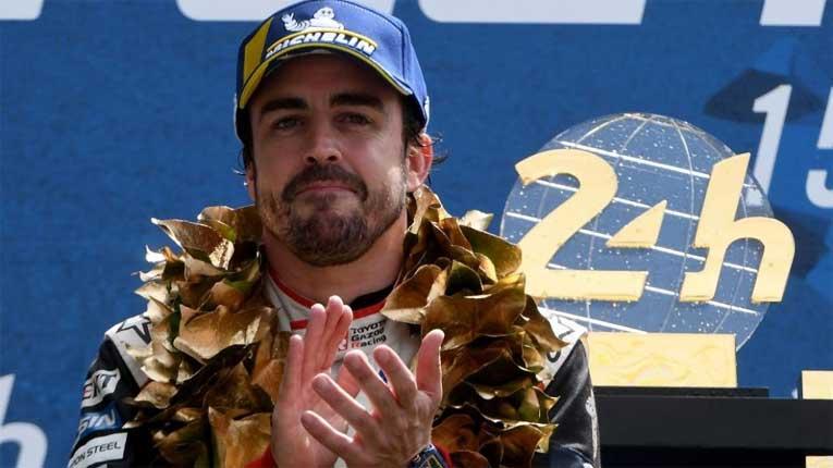 Фернандо Алонсо се враќа во Формула 1