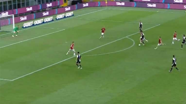 Рабио во стилот на Меси: Французинот го даде голот на кариерата (Видео)