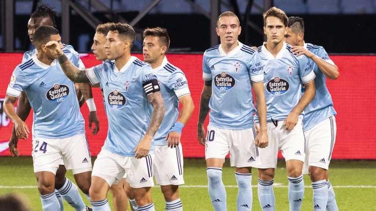 Валенсија со пола тим се бранеше од слободниот на Аспас, но залудно