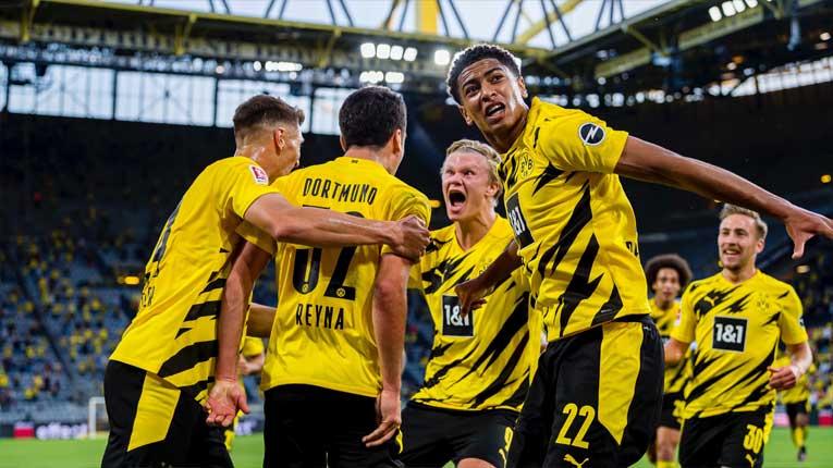Халанд продолжи каде што застана лани, Дортмунд го доби најмладиот асистент во историјата