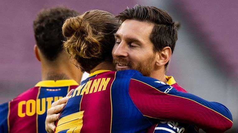 """Гриезман ѝ го обезбеди трофејот """"Жоан Гампер"""" на Барселона"""