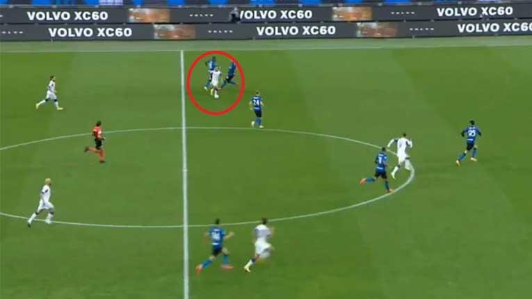 Асистенцијата на Рибери за голот на Кјеза против Интер е врв, потег на денот (Видео)