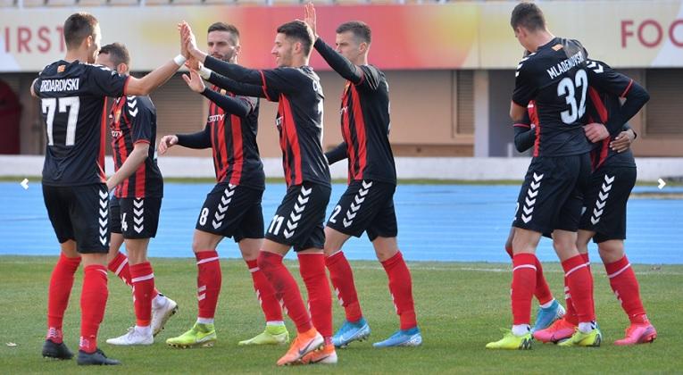 Денеска може да биде најцрниот ден за ФК Вардар