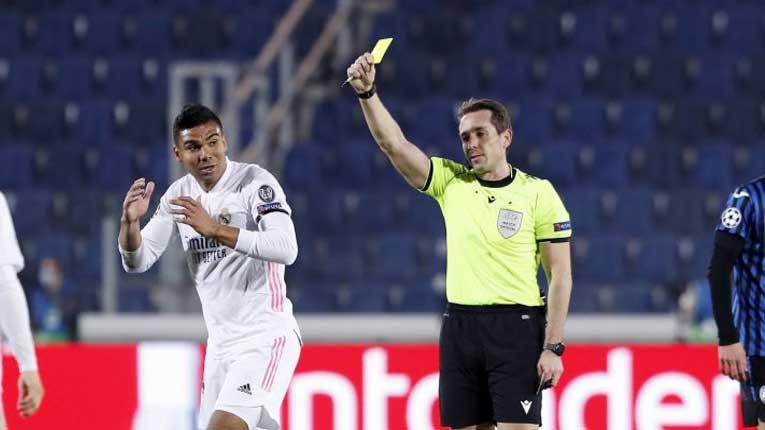 Реал Мадрид ќе бара бришење на жолтиот картон на Касемиро