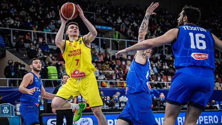 Очекувана одлука на ФИБА – Македонија ќе игра претквалификации за Мундијалот во 2023 година