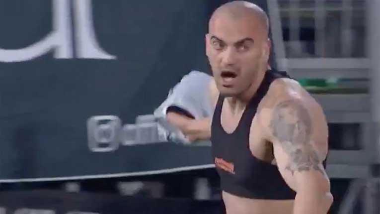 Србин даде супер гол, но се занесе и доби црвен картон за прославата