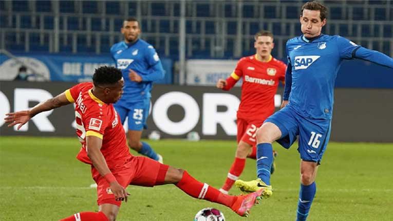 Хофенхајм и Леверкузен без муниција на последниот понеделнички бундеслигашки меч сезонава