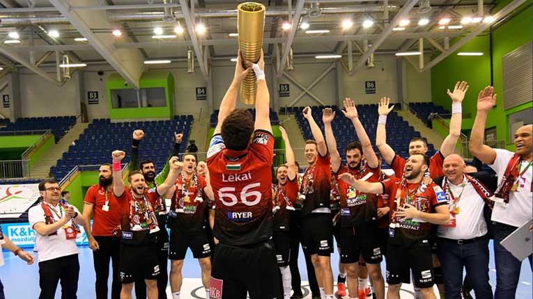 Веспрем го освои унгарскиот куп, Манасков даде два гола во финалето