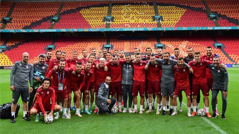 Прекрасен краткометражен филм посветен на македонската фудбалска репрезентација
