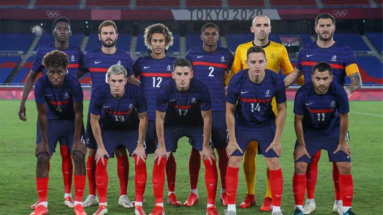 Французите се посрамотија, примија најмногу голови на олимпискиот турнир