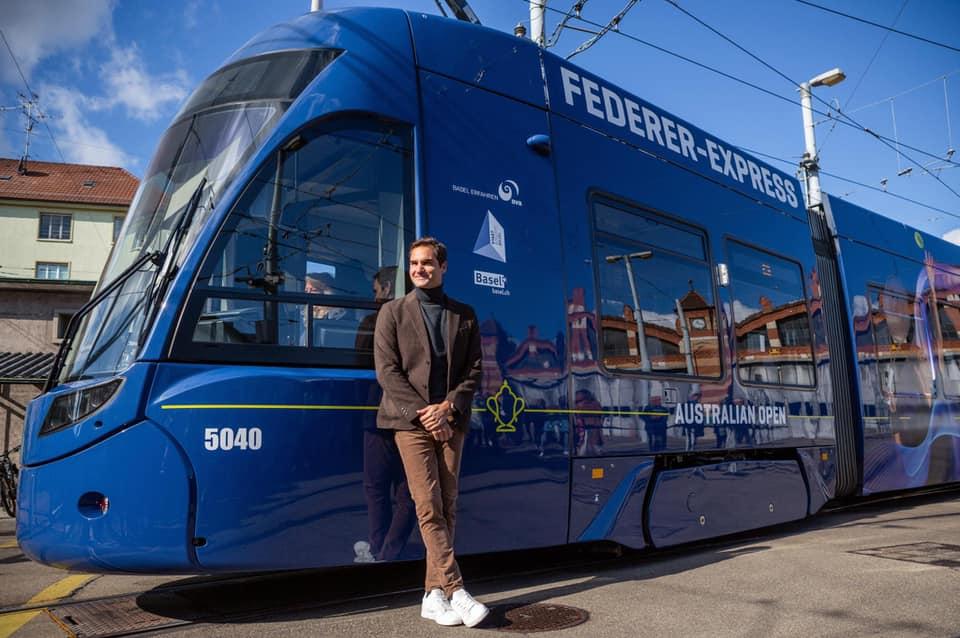 Базел знае како да ги цени легендите: Федерер доби неверојатна чест